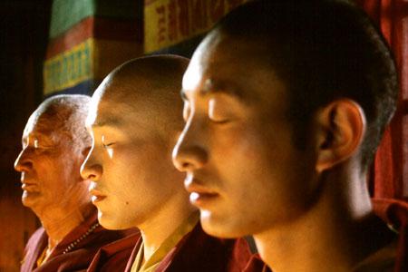 la meditación, importante estar con uno mismo